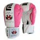 12 oz Boxing Gloves Pink