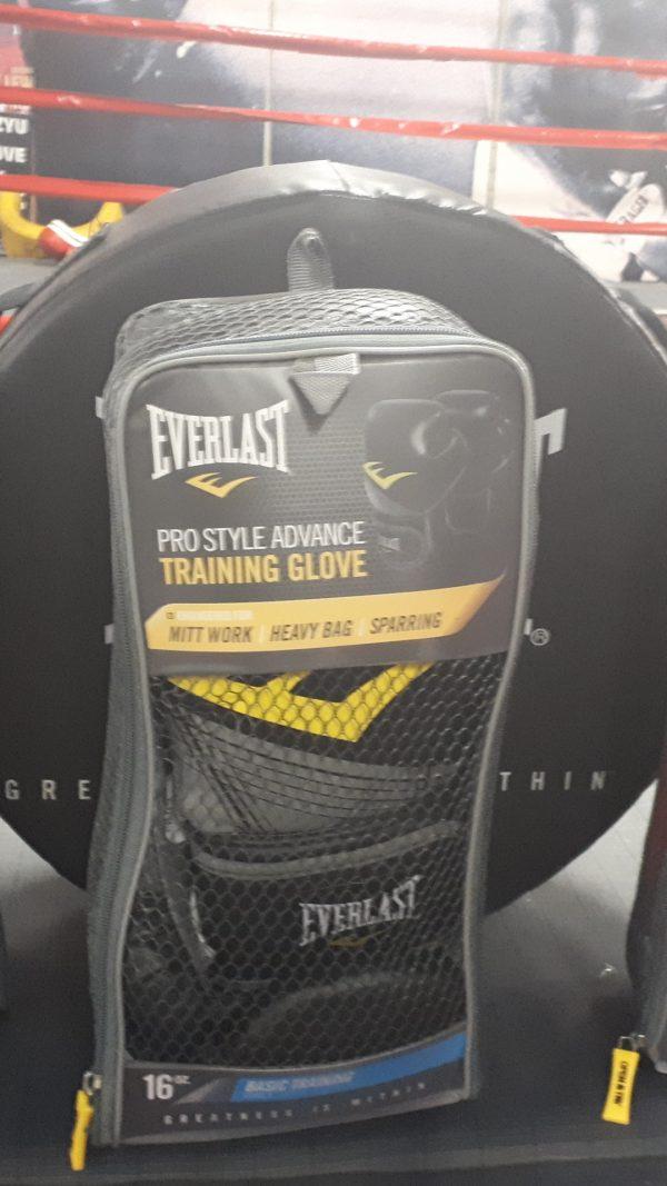 Everlast 16 ounce gloves