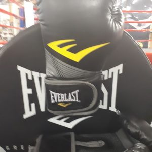 Everlast 8 ounce gloves