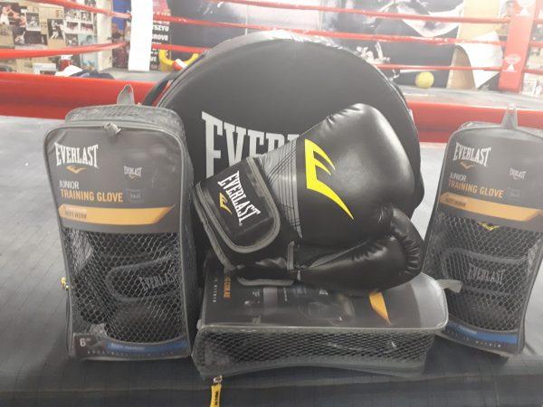 Everlast 6 ounce gloves